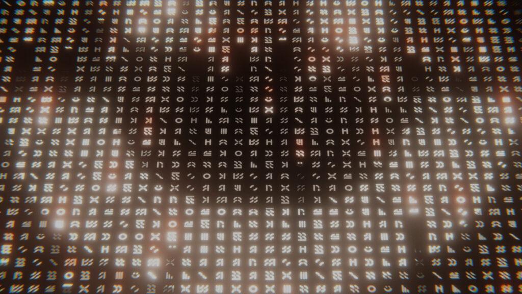 Visual representation of data culture
